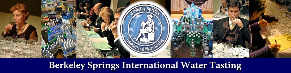 Berkeley Springs International Water Tasting